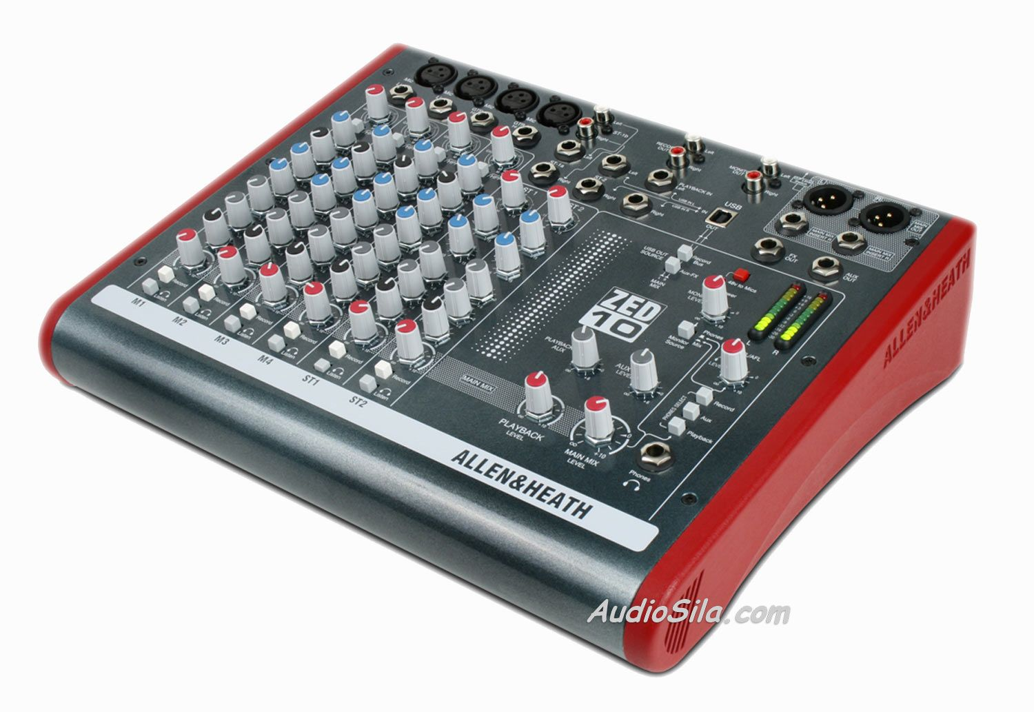 Микшерный пульт Allen&Heath ZED10/12