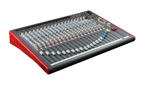 Микшерный пульт Allen&Heath ZED22
