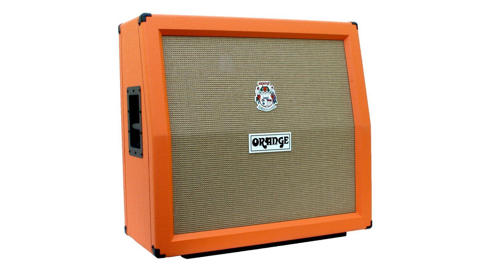 Кабинет гитарный Orange PPC412AD