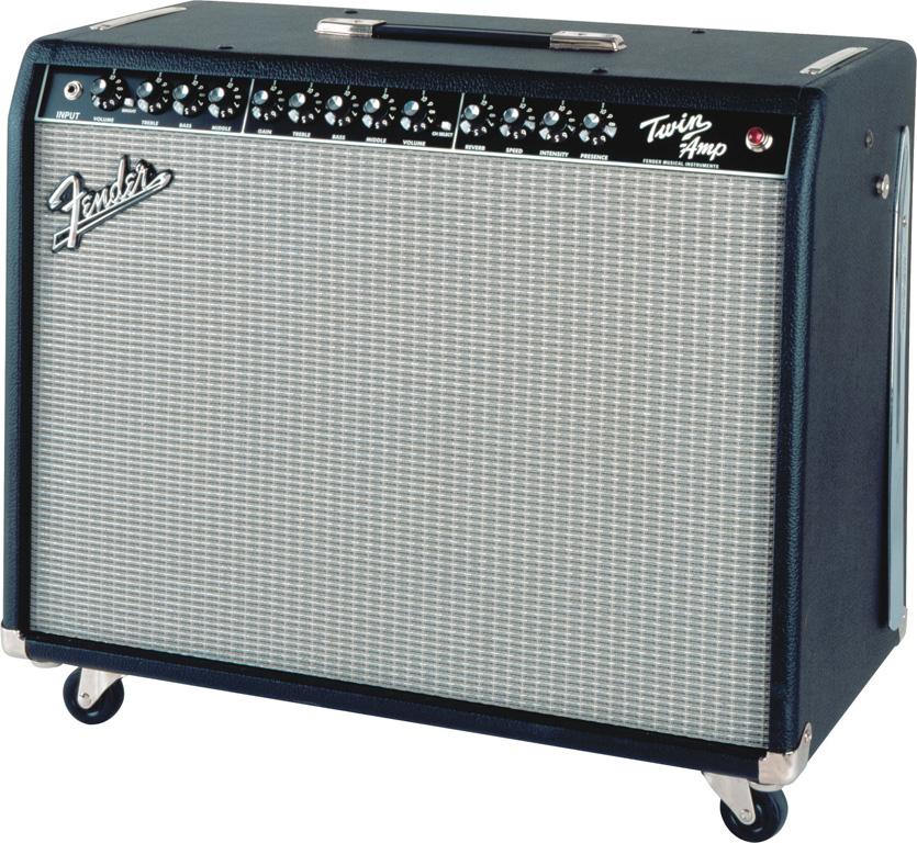 Комбоусилитель для электрогитар Fender Twin Amp