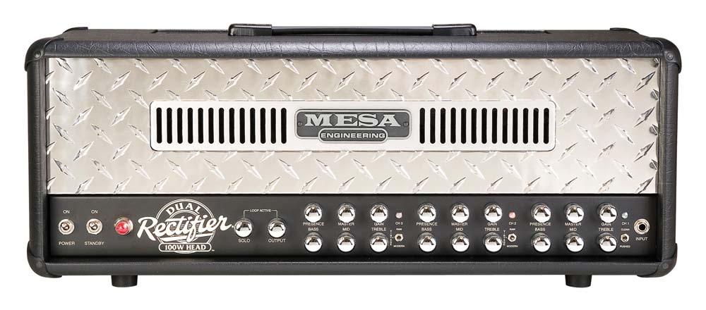 Усилитель  Mesa Boogie Dual Rectifier