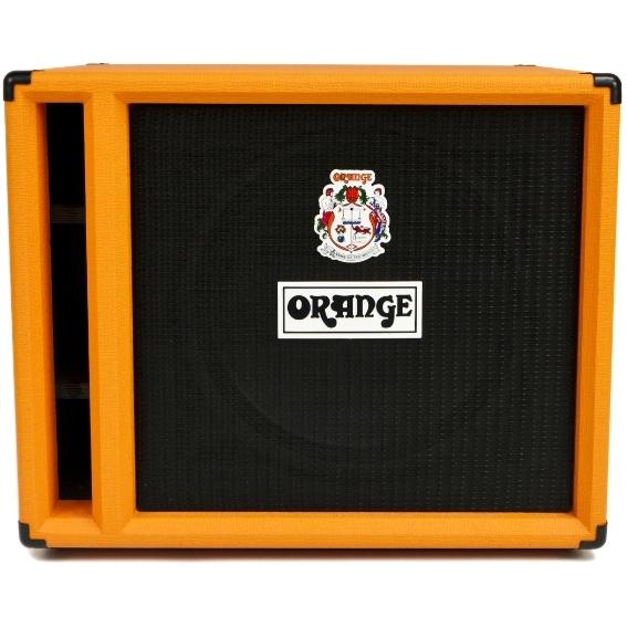 (Русский) Басовый кабинет Orange OBC115