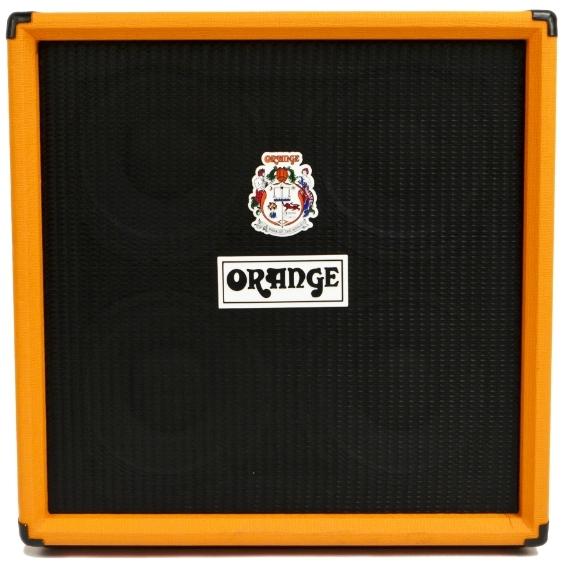 (Русский) Басовый кабинет Orange OBC410