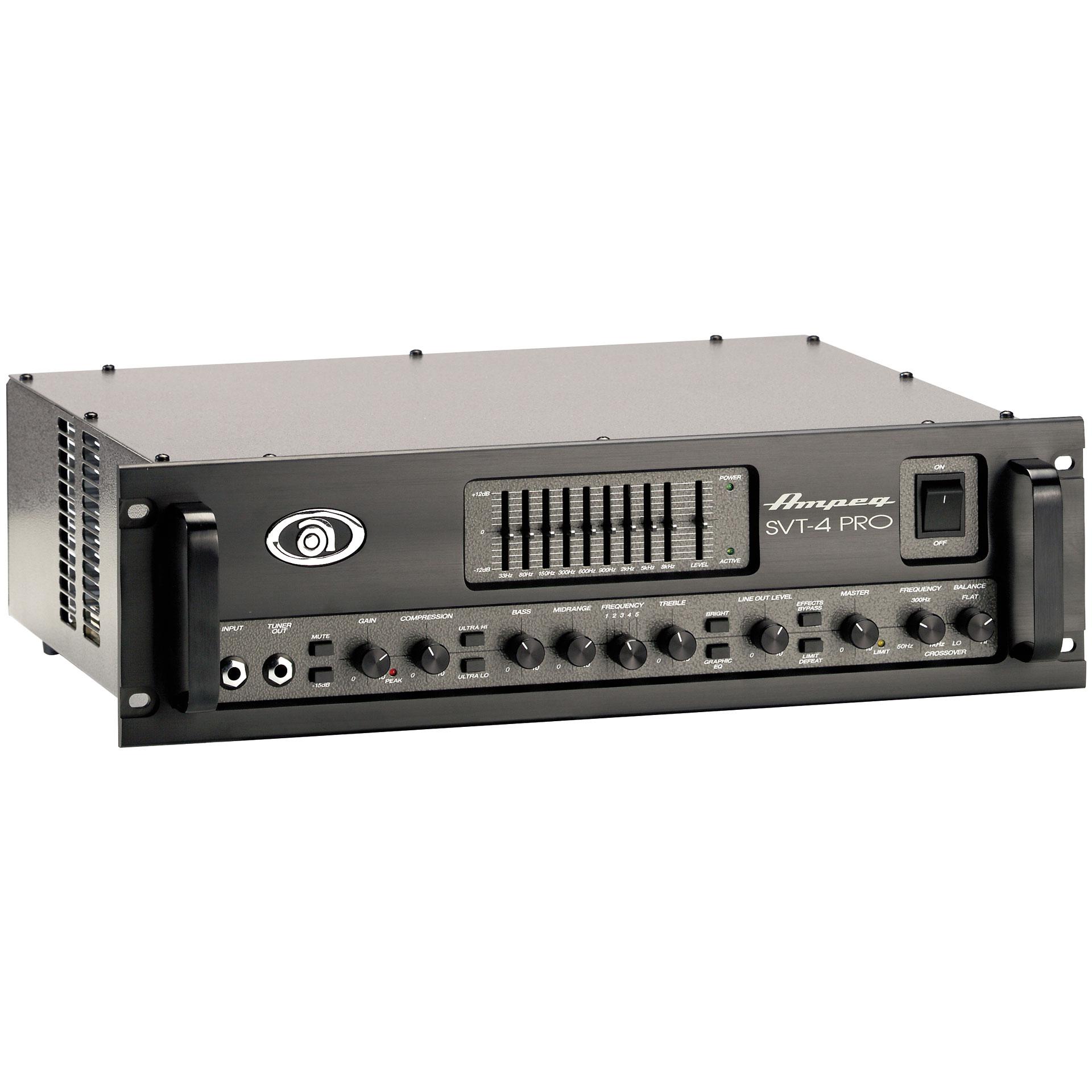 Усилитель Ampeg SVT-4 PRO