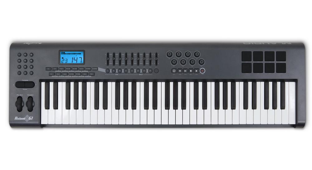 КЛАВИШНЫЙ ИНСТРУМЕНТ AXIOM 61 (MIDI)
